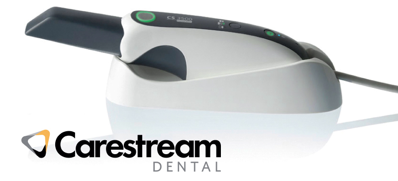 SCANNER INTRA ORAL CARESTREAM CS3500